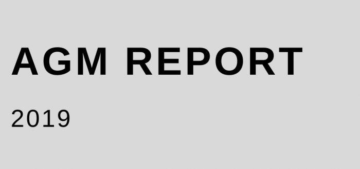 AGM Report